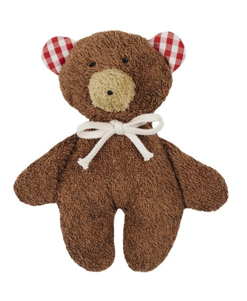 Efie Organic Rattle Teddy