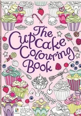The Cupcake Colouring Book