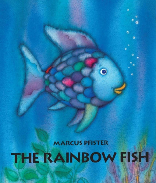Marcus Pfister - The Rainbow Fish (Hardback)
