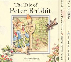 The Tale of Peter Rabbit and Jemima Puddle Duck Board Book 2 Pack