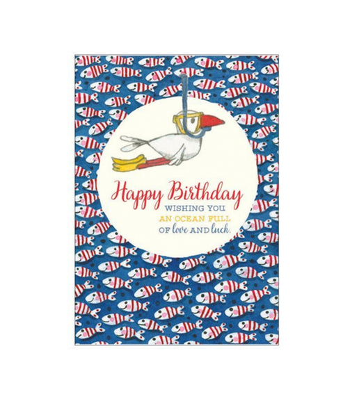 Twigseeds Happy Birthday -  Gift Card