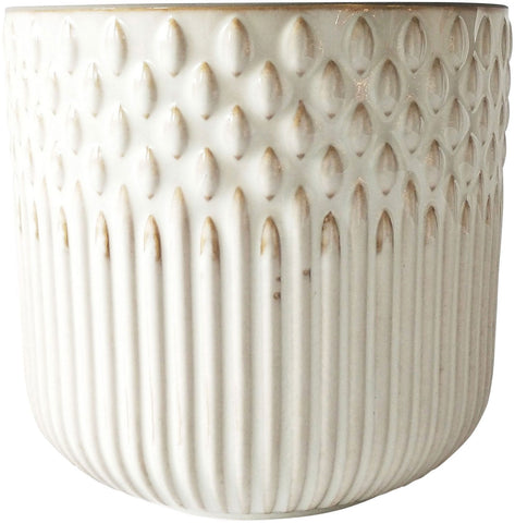 Urban Tuscan Planter: White Large