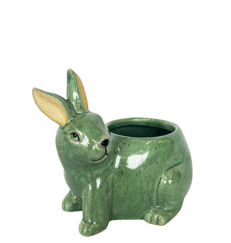 Urban Bunny Planter Light Blue Small