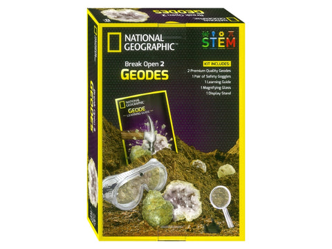 National Geographic Break Open Geodes