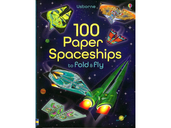 Usborne 100 Paper Spaceships to Fold