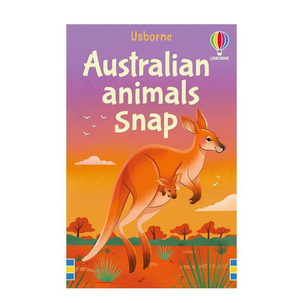 Usborne Australian Animal Snap
