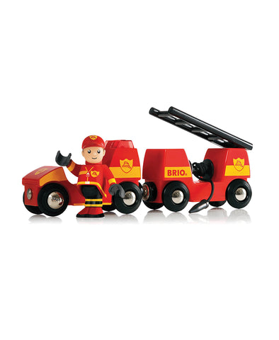 Brio Light & Sound Fire Engine
