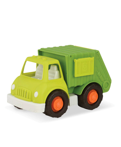 Wonder Wheels Garbage and Recycling Truck