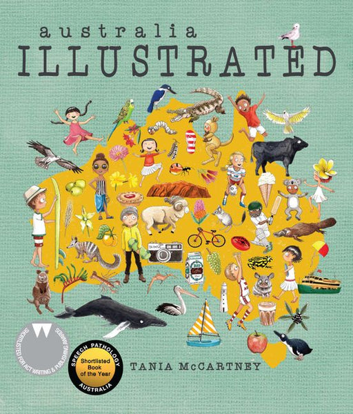 Australia Illustrated by Tania McCartney