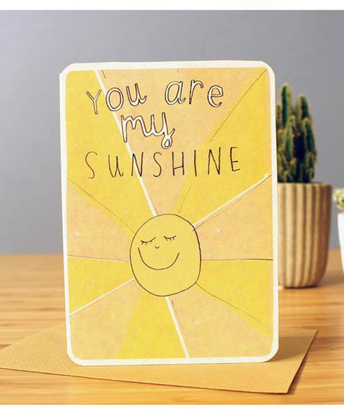 Laura Skilbeck Cards You Are My Sunshine