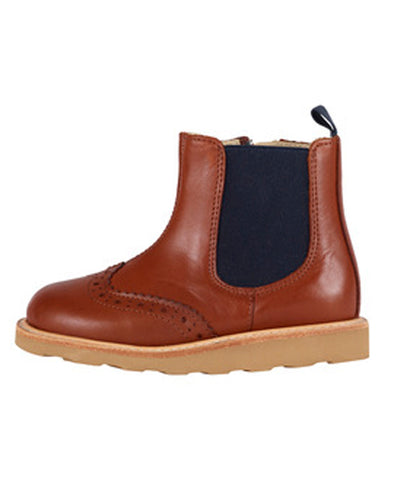 Young Soles Francis Leather Chelsea Boot