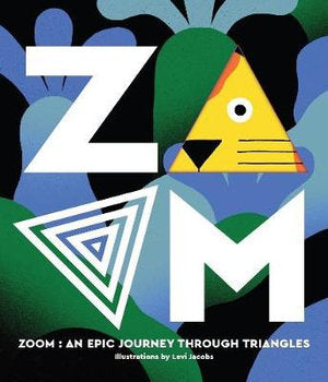 Zoom an epic journey through triangles by Levi Jacobs