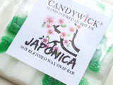Candywick Japonica Wax Snap Bar