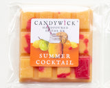 Candywick Summer Cocktail Wax Snap Bar