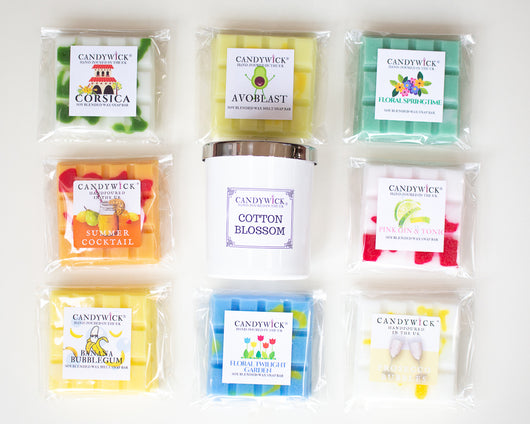Candywick Monthly Wax Bundle