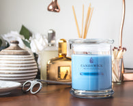 Dreamy Sweet Pea Candle