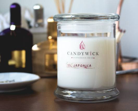 Japonica Candle