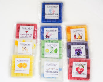 Wax Melt Snap Bars - FREE UK DELIVERY