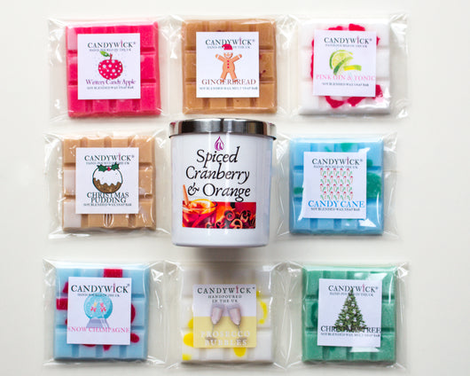 Festive Candle & Wax Bundle 2019