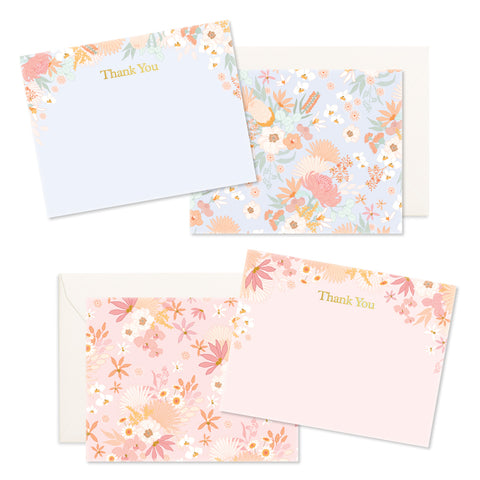 Flat Note Card Sets