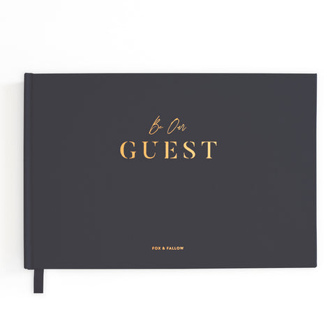 Be Our Guest Book