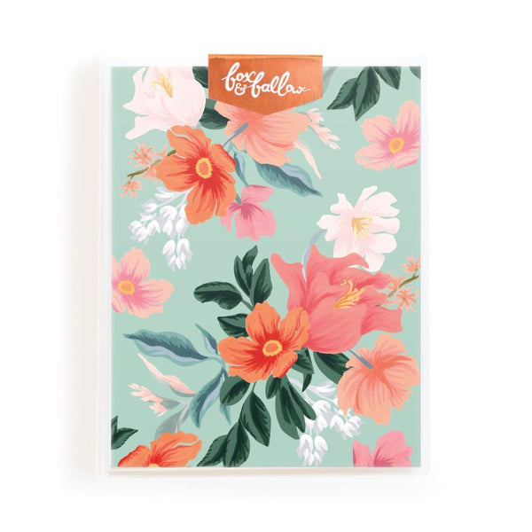 Wild Mint Blank Greeting Card Boxed Set