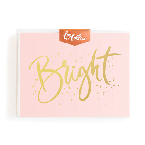 Bright Greeting Card Boxed Set