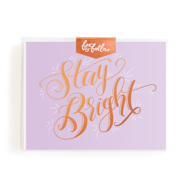 Stay Bright Greeting Card Boxed Set