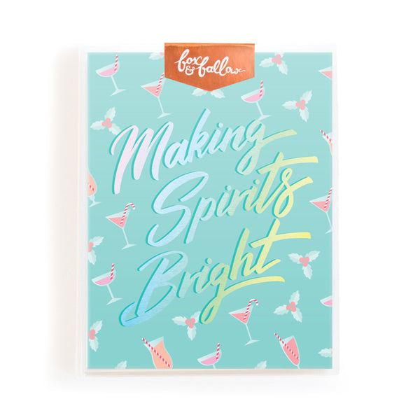 Making Spirits Bright Greeting Card Boxed Set