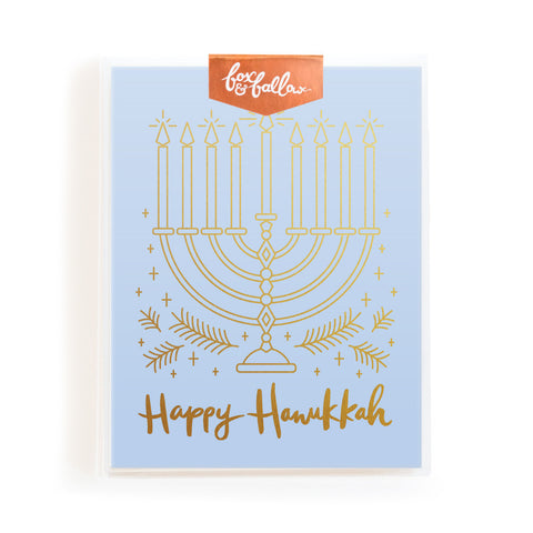Menorah Greeting Card Boxed Set