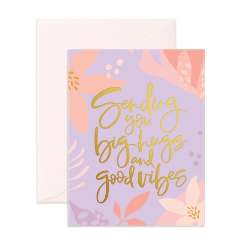 Big Hugs Arcadia Greeting Card - Min. of 6 per style