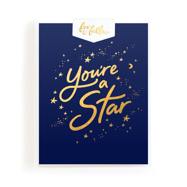 You're A Star Greeting Card Boxed Set