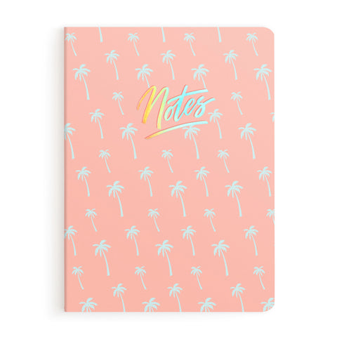 Summer Vibes Notebook