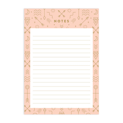 Totem A5 Notepad
