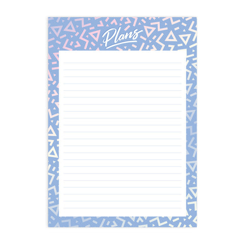 Summer Vibes A4 Notepad Refill