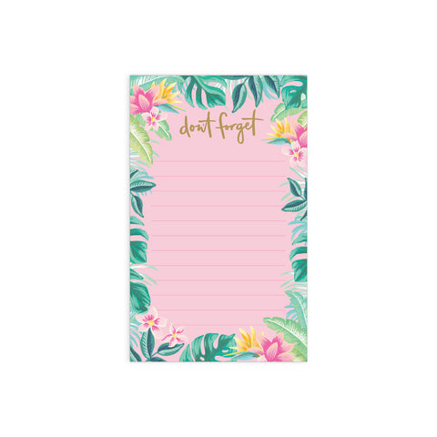 Borneo Mini Magnet Notepad