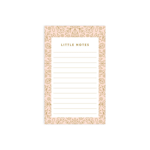 Valencia Mini Magnet Notepad