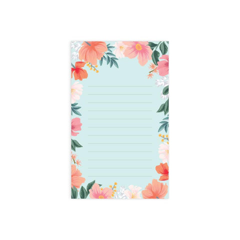 Wild Mint Mini Magnet Notepad
