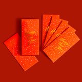 Red Packet - New Year Confetti (6 Pack)