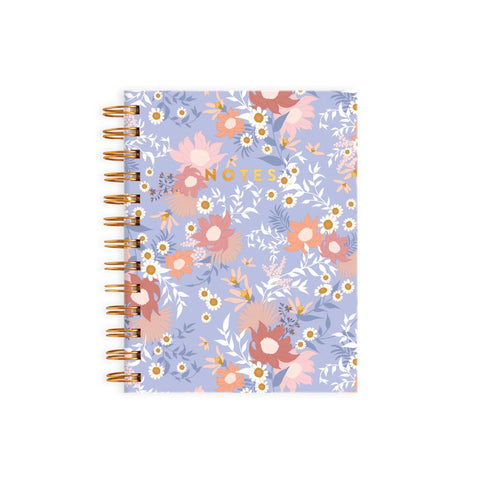 Floribunda Pocket Spiral Notebook