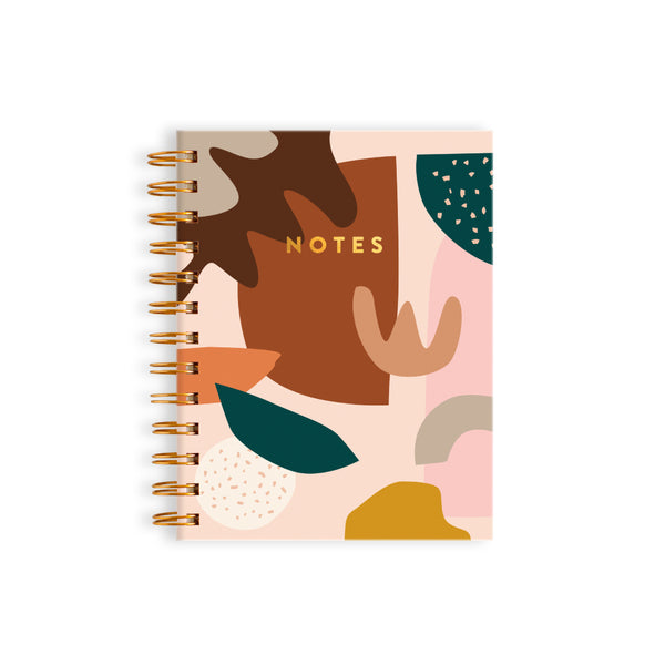 Muse Mini Spiral Notebook