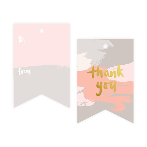 Thank You Gift Tag Pack