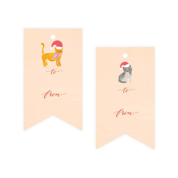 Cats Gift Tag Pack