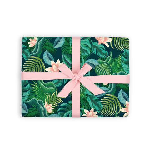 Amazon Gift Wrap 6 Flat Sheets