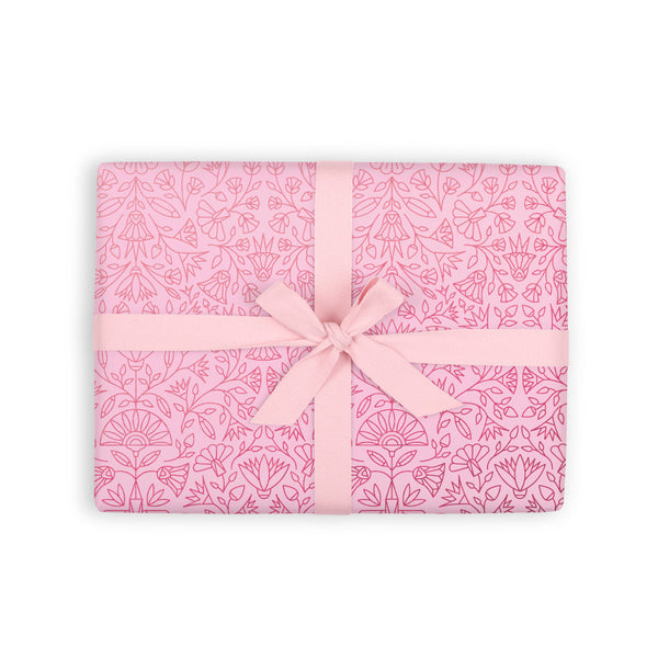 Egyptian Rose Gift Wrap 6 Flat Sheets - PRE-ORDER - AVAILABLE EARLY JULY