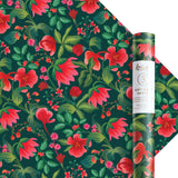 Poison Ivy Gift Wrap - 3 Rolls of 3 Sheets