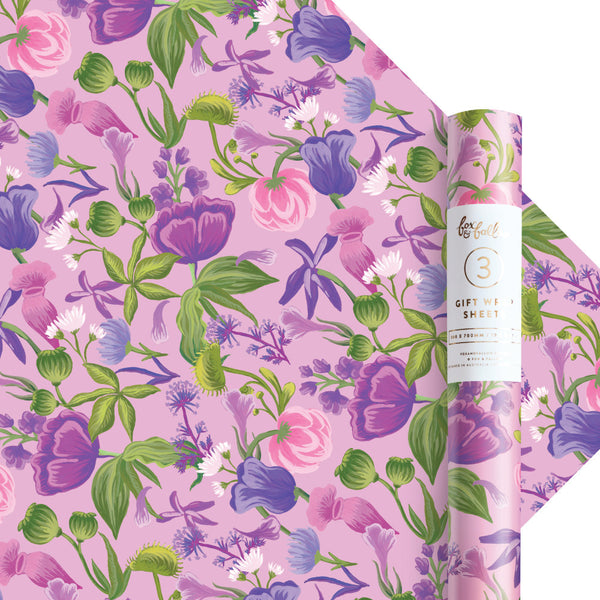 Venus Gift Wrap - 3 Rolls of 3 Sheets - PRE-ORDER - AVAILABLE EARLY JULY