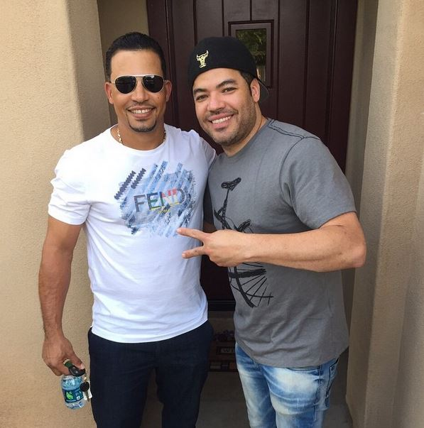 PICTURED WITH RAFAEL FURCAL