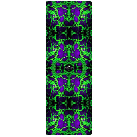 "Yoga Mat - ""Peritwinkle"""