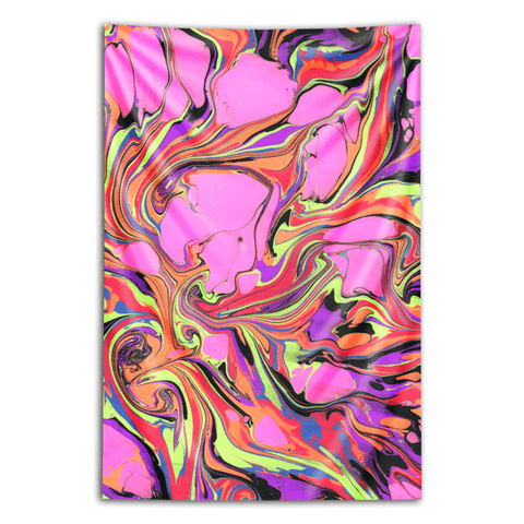 "Wall Tapestry ""Entropic Forces"""